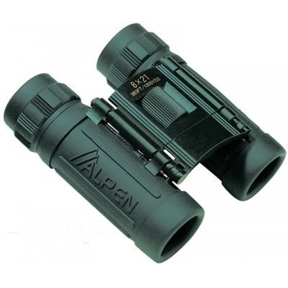 Image of ALPEN OPTICS Binocular Sport 8x21 Armored