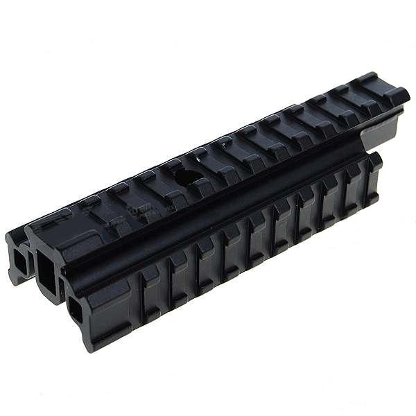 Image of Ocelová lištu pro dlouhou zbraň