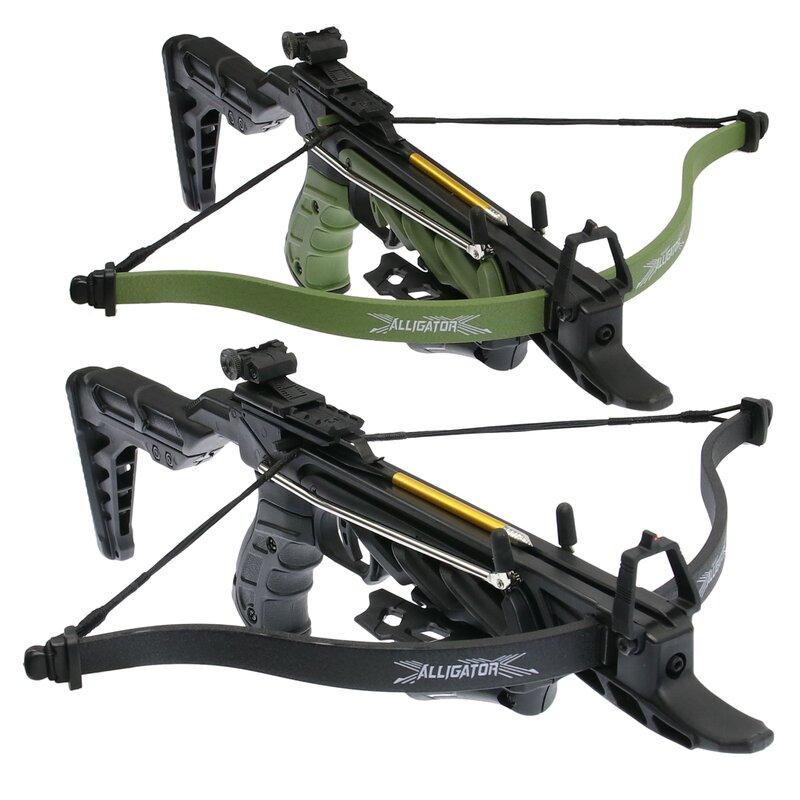 Kuše reflexní X-BOW FMA Alligator II - 80 lbs / 185 fps