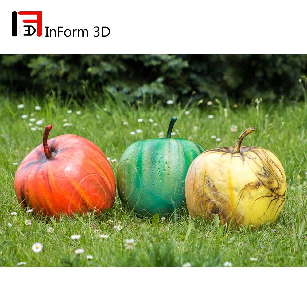 3D Terčovnice Jablko
