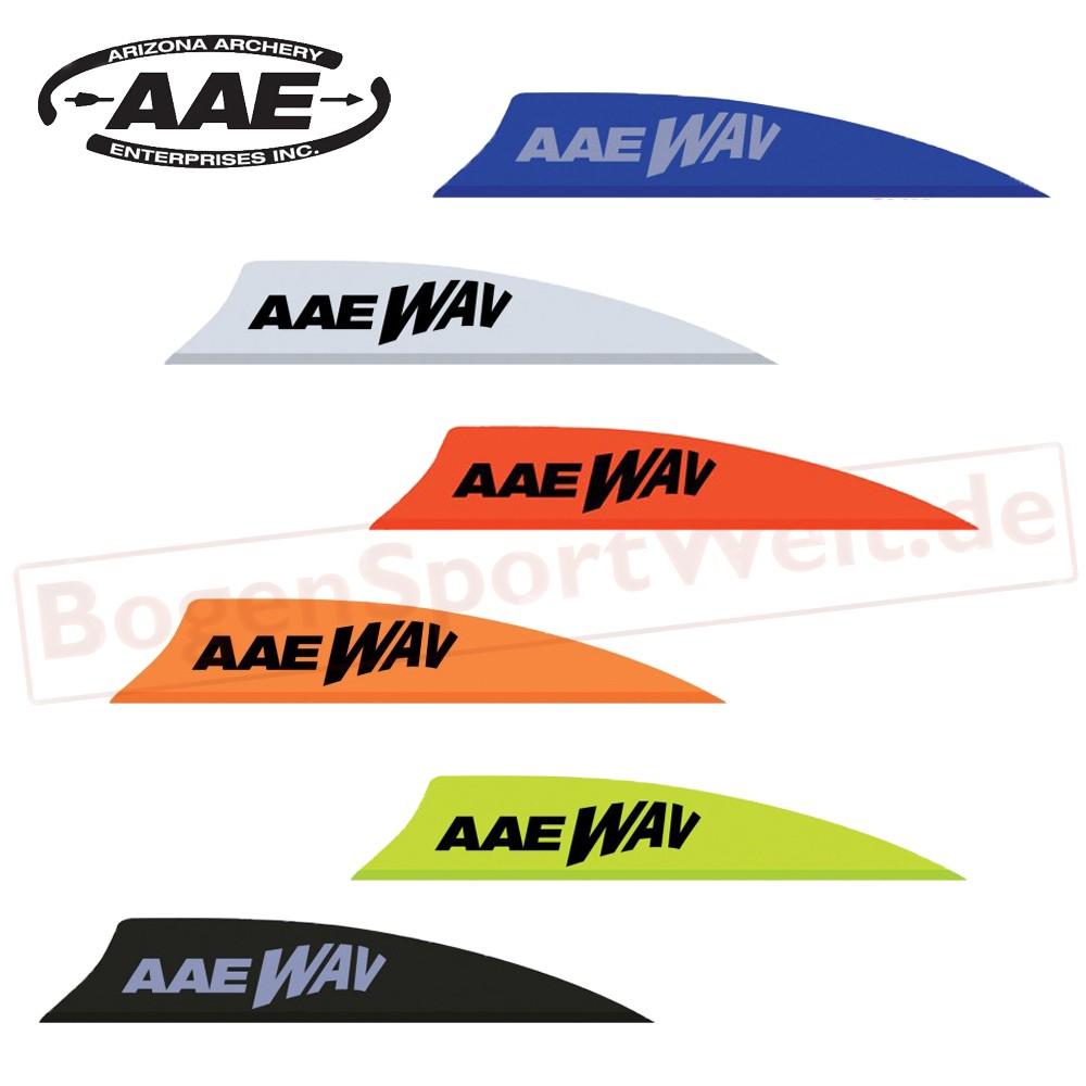 Letky na šípy AAE Wav- 2.0 Vane