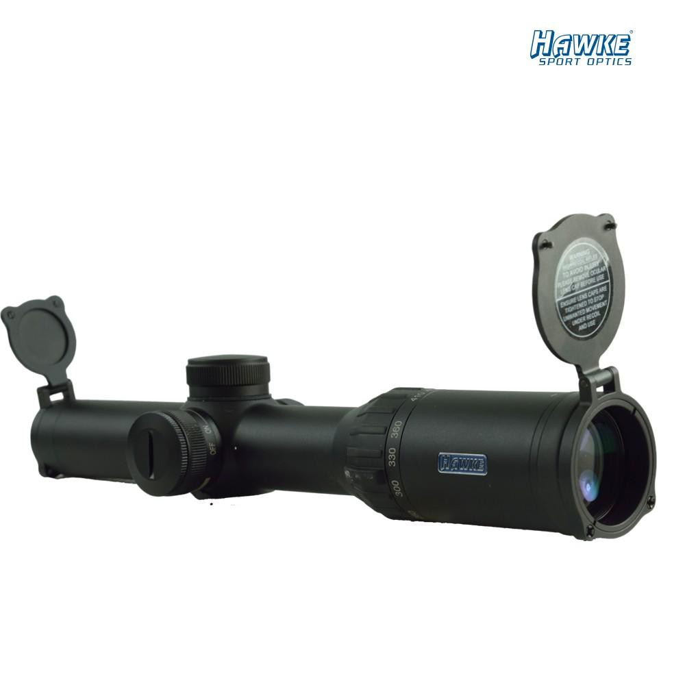 Puškohled Hawke XB 30 Pro 1-5x24 SR