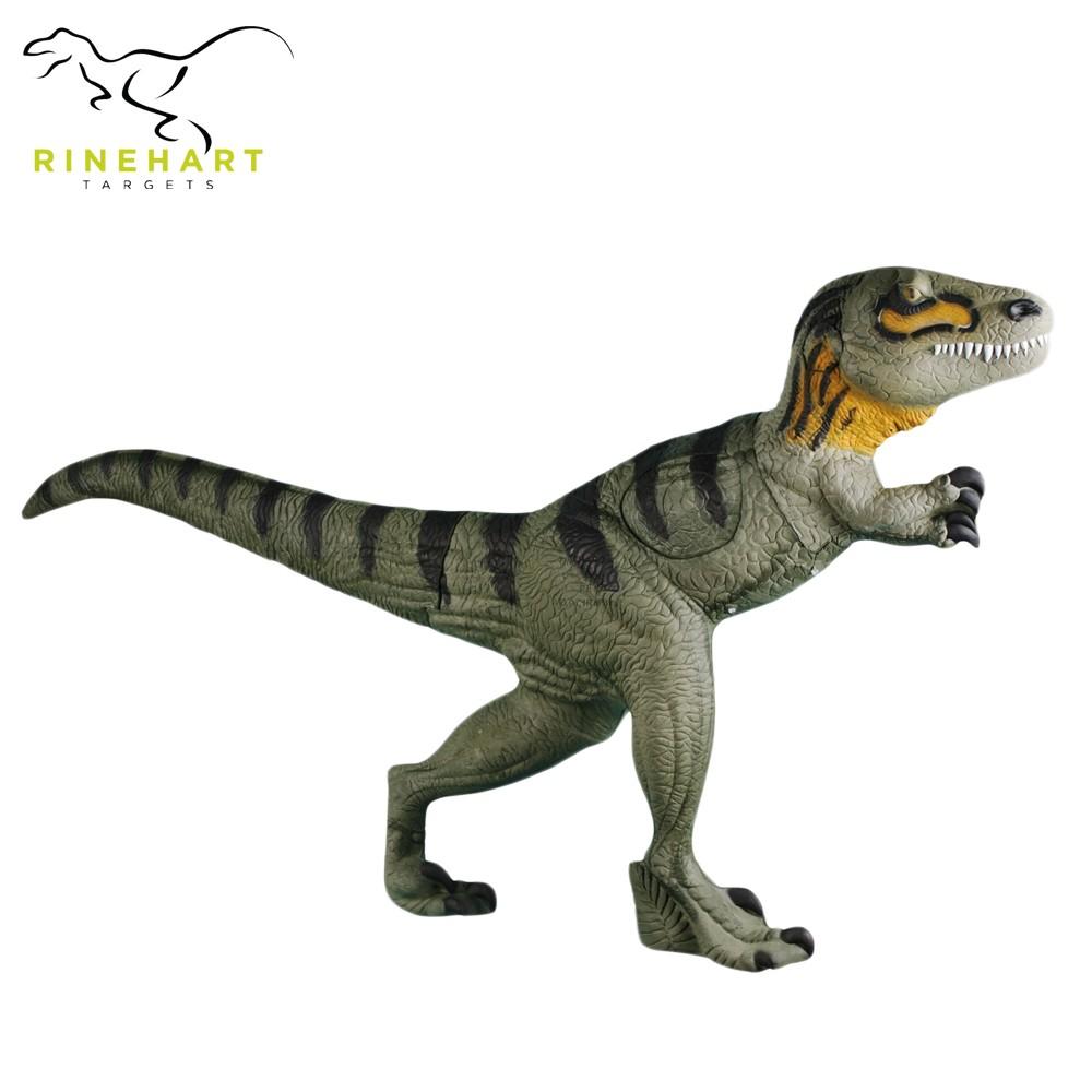3D terčovnice velociraptor