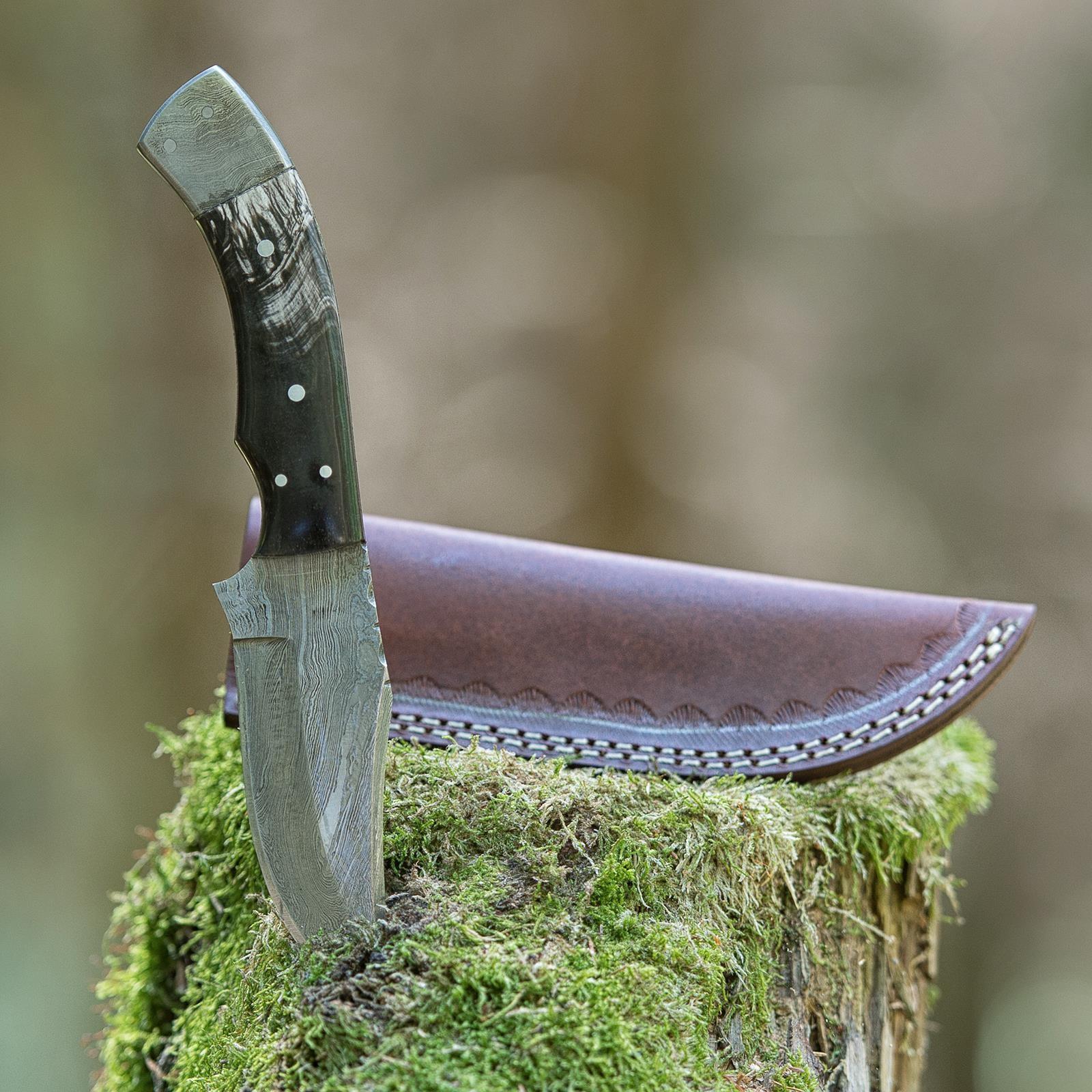 Lovecký nůž Buffalo Bone