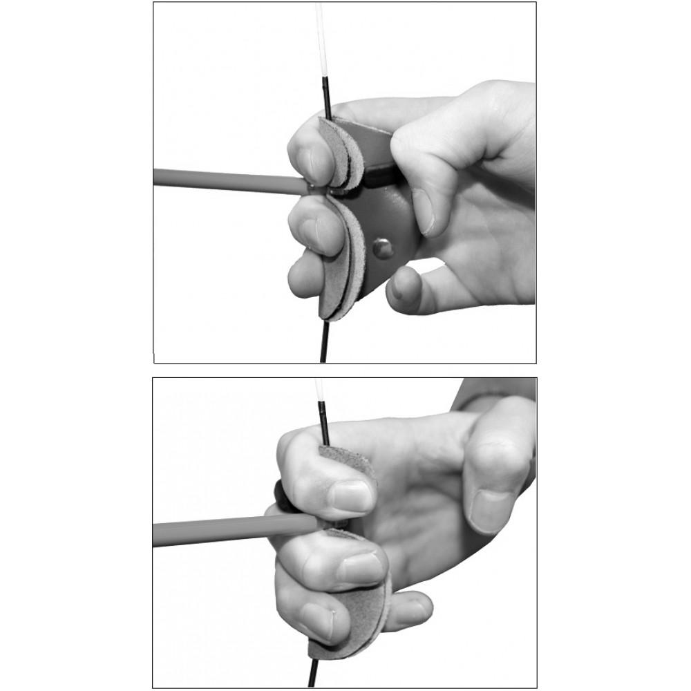 Chránič prstů eltoro Ledertab