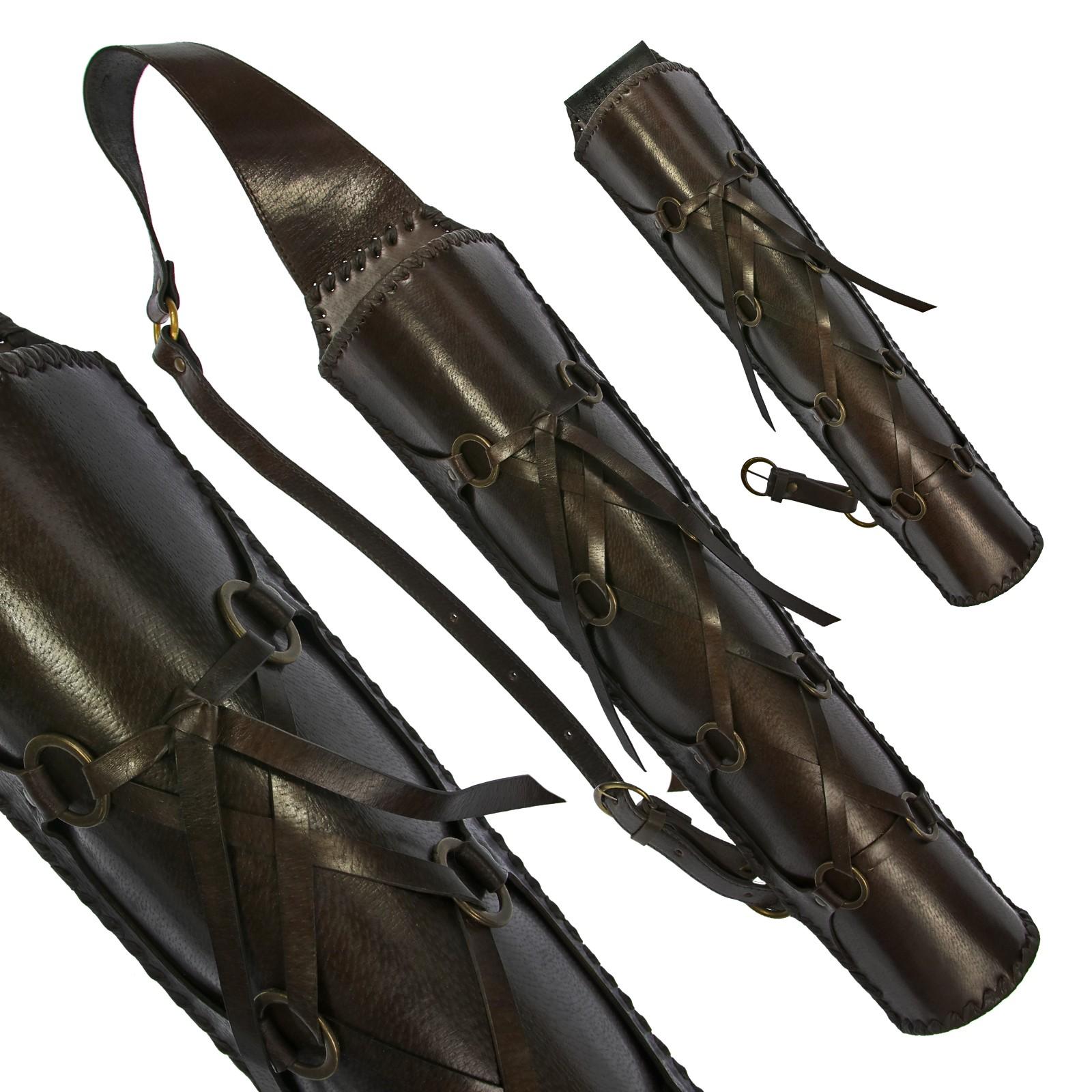 Kožený toulec elToro PRIME LAITON