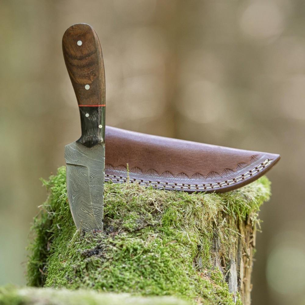 Lovecký nůž  Walnut