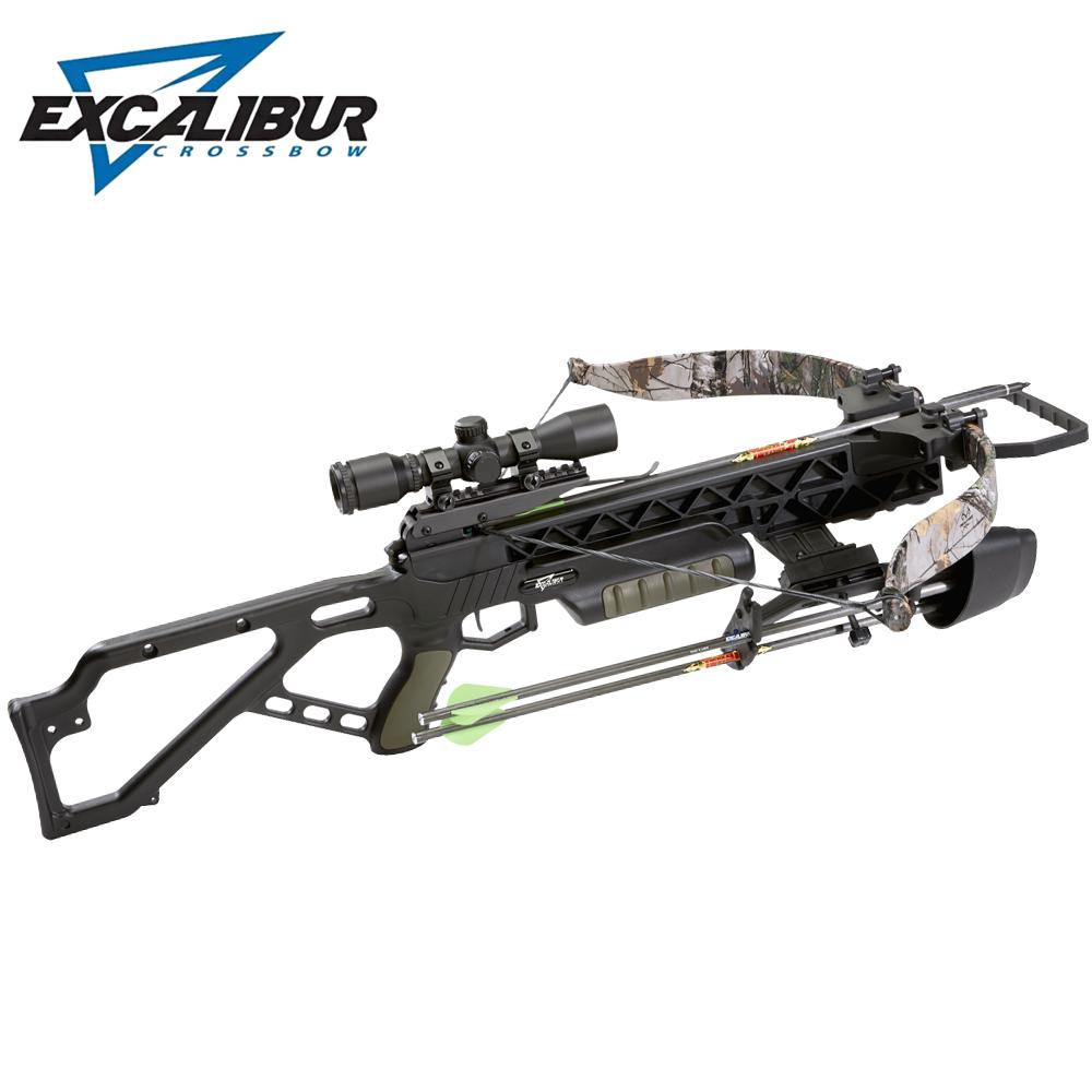 Kuše reflexní EXCALIBUR GRZ2 - 200 lb / 305 fps
