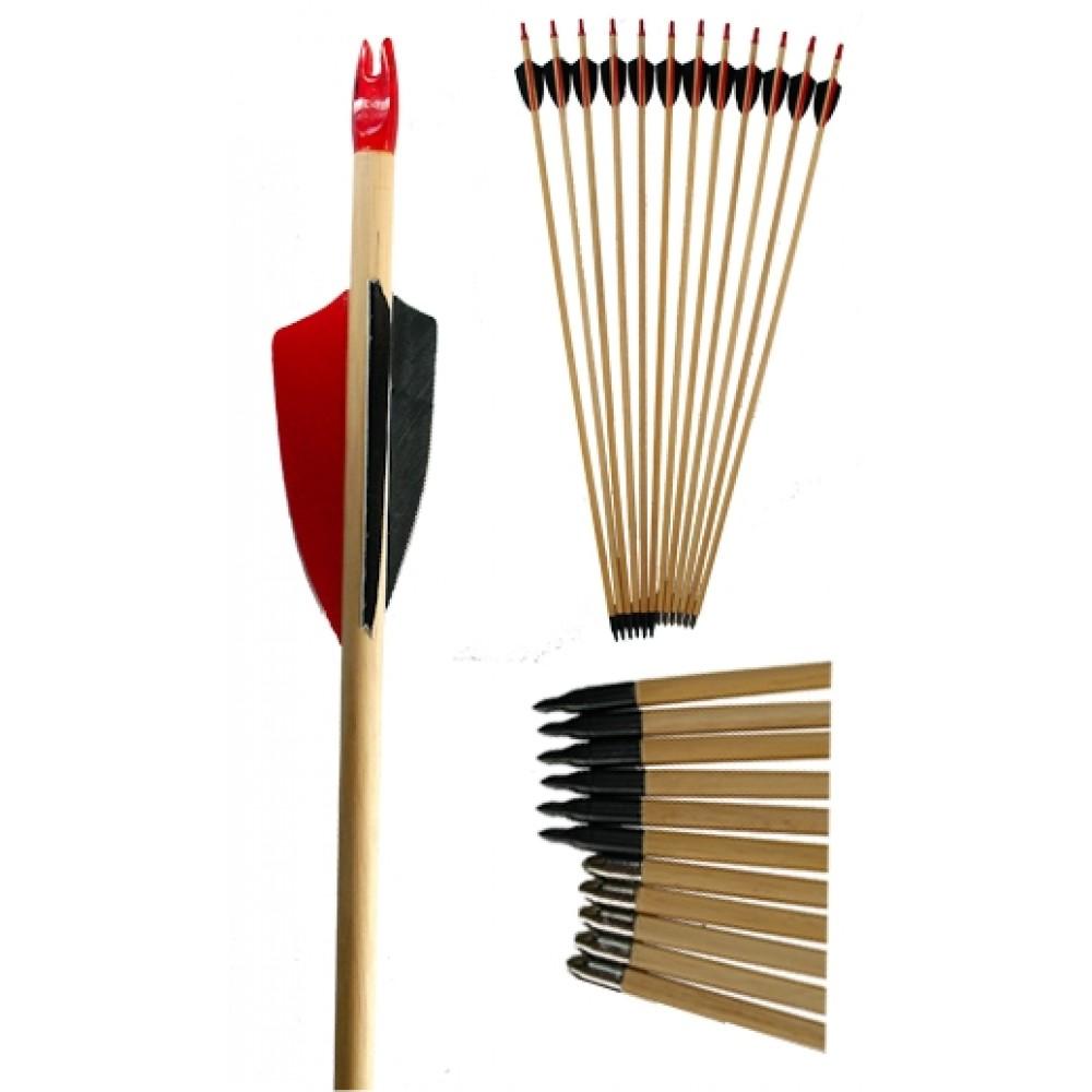 Šíp pro luky z Cedrového dřeva