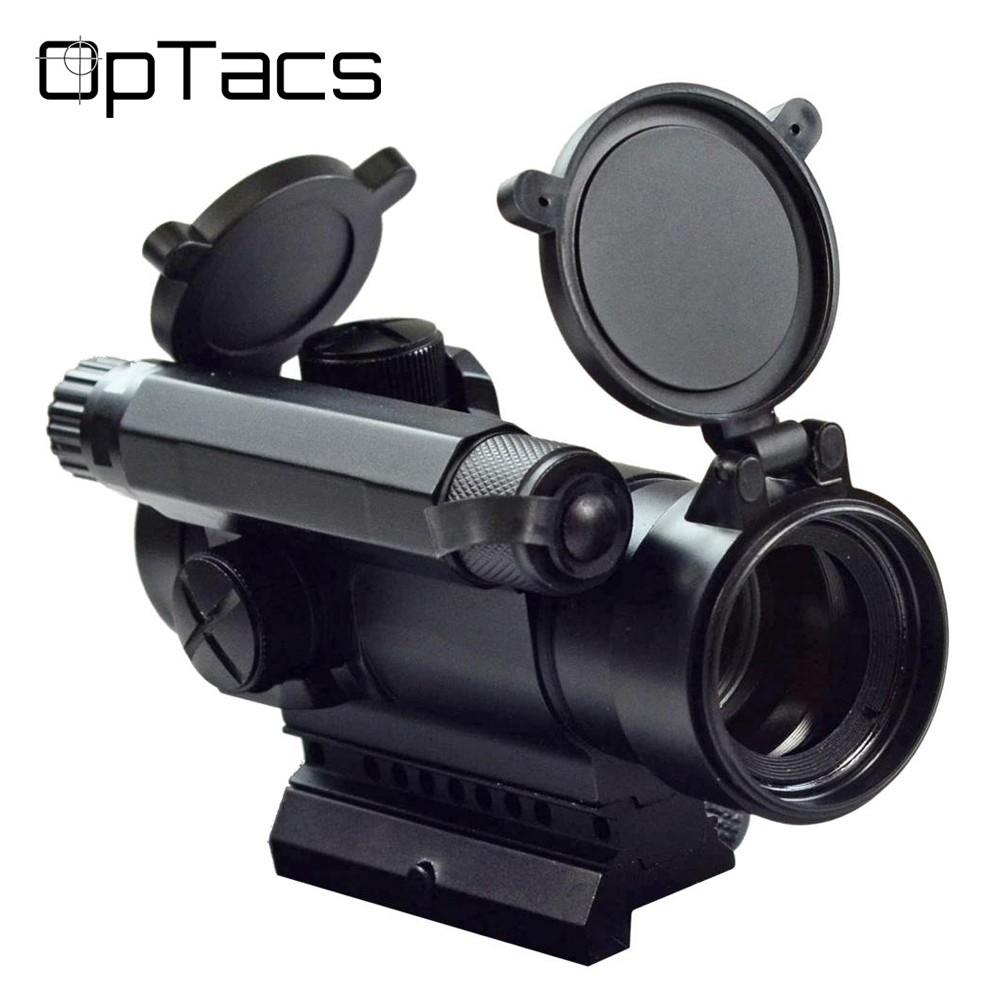 Kolimátor OPTACS Military M4 - červená / zelená Dot
