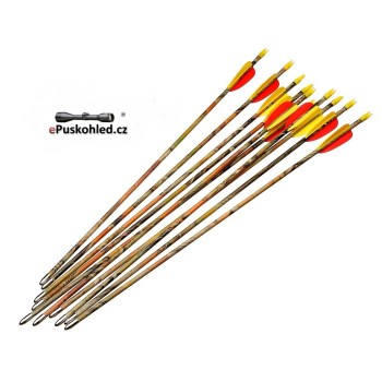 bsw-autumn-camo-bolt-fiberglaspfeil