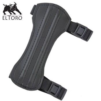 chranic-eltoro-traditioneller-armschutz-kurz-black-edition