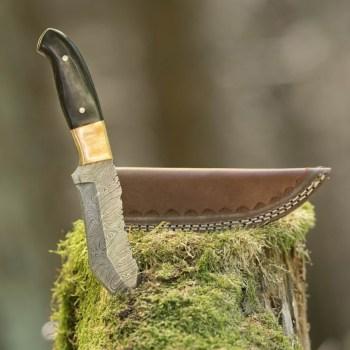 eltoro-brass-horn-damast-jagdmesser-123cm-inkl-lederscheide