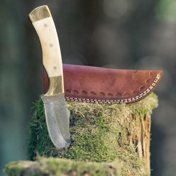 eltoro-double-brass-bone-damast-jagdmesser-10cm-inkl-lederscheide