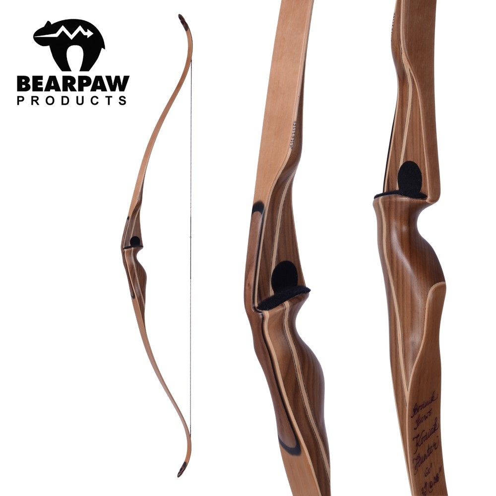 Luk SET BEARPAW Kodiak Hunter 60 palců - 30-60 liber