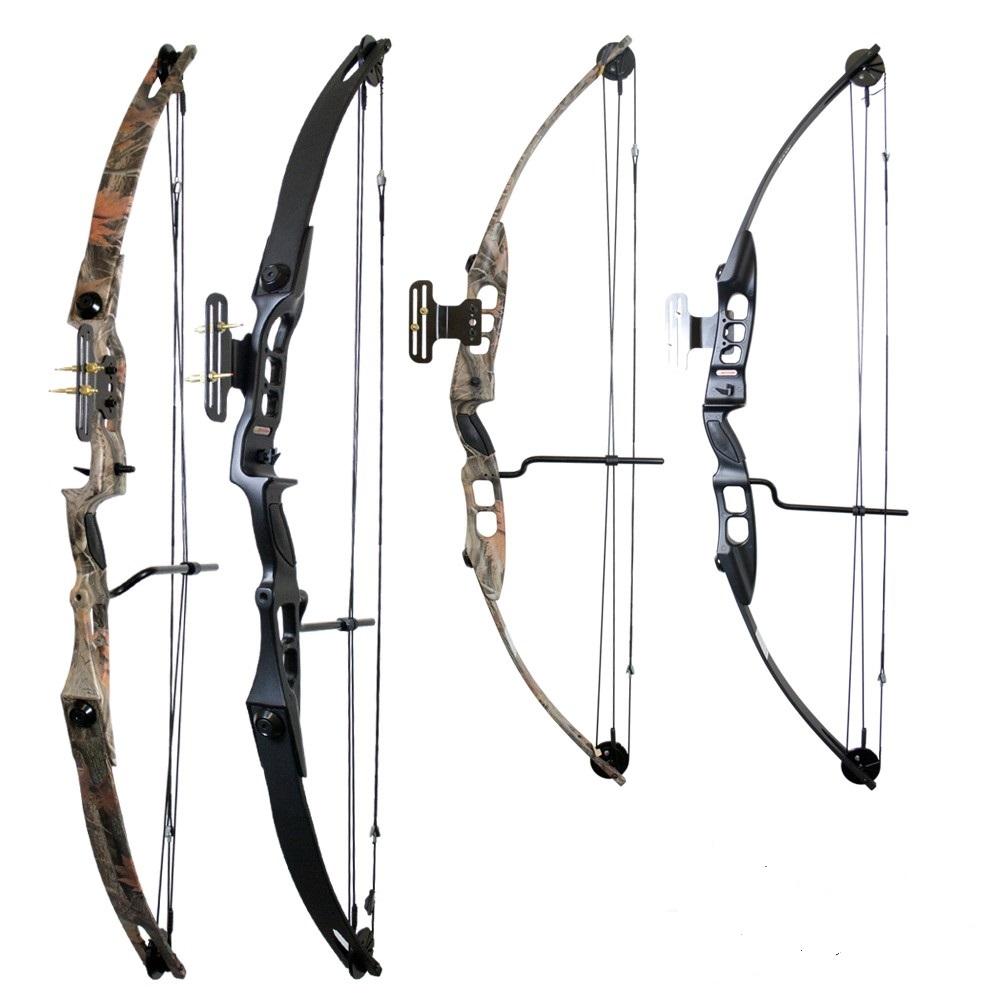 Kladkový luk Strongbow - PROTEX - 55 lbs