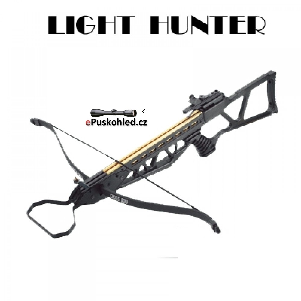 Reflexní kuše Light Hunter 120lb/190kmh