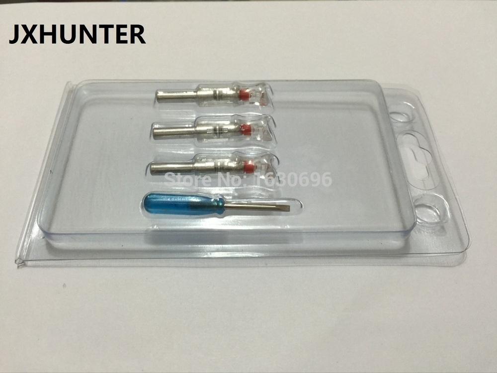 Svítící končík pro šípy na kuše JX HUNTER - 3 ks