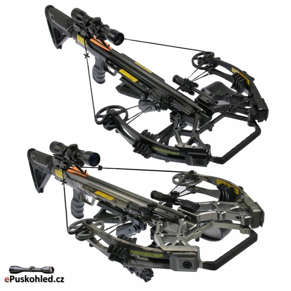 Kuše kladková X-BOW Accelerator 410 - 185 lbs / 400 fps