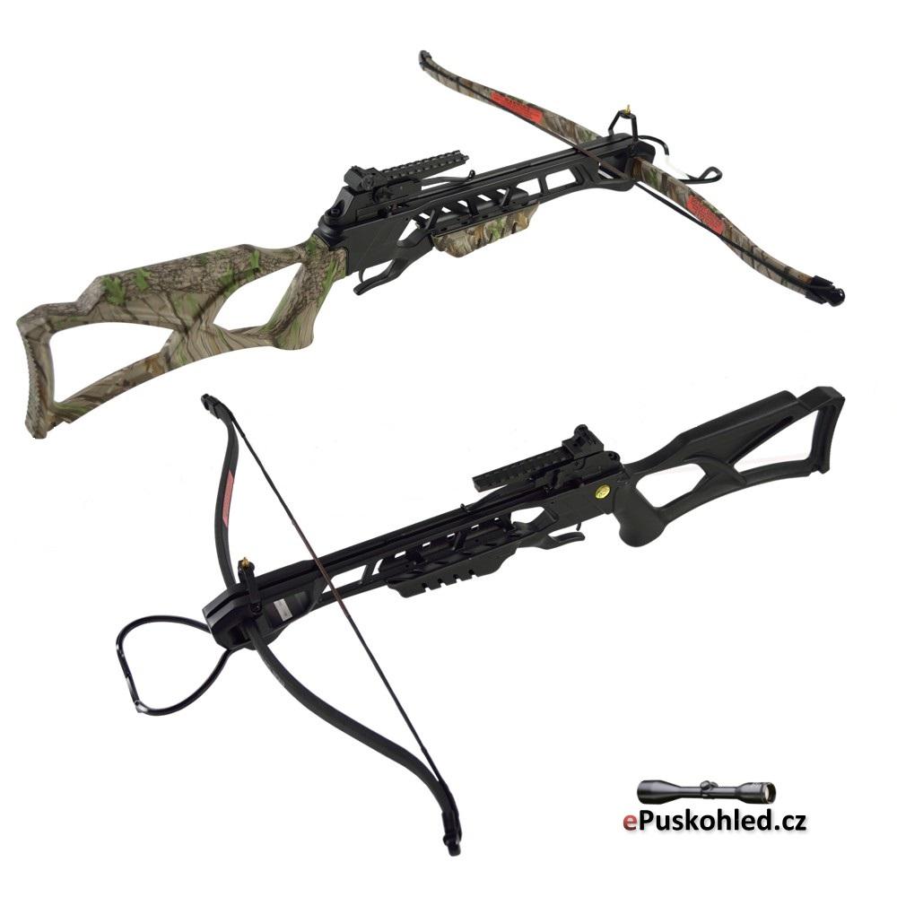 Reflexní kuše X-BOW Rackabones - 175 lbs / 245 fps